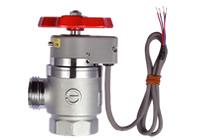 2号消火栓弁 25A×90° (作動確認SW付)