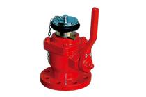 単口ボールコック給水消火栓